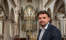 Evan Bogerd geeft concert op het Meere-orgel Epe