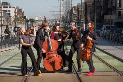 Saint George Quintet  GAAT NIET DOOR